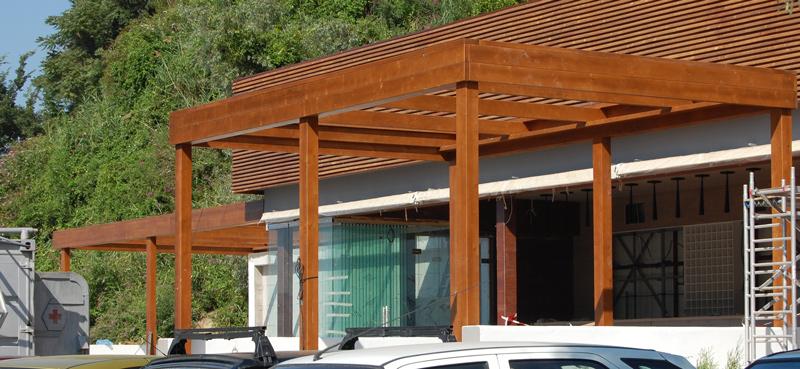 Конструкции – перголи - Варна