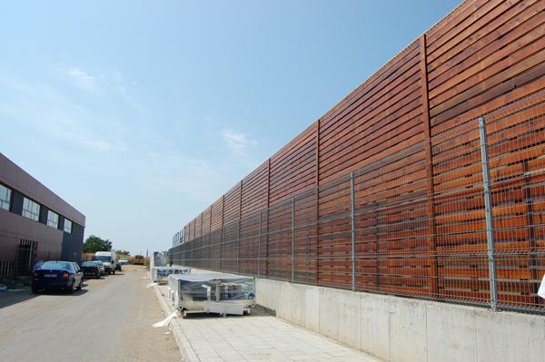 Навес-Градински център към Търговски комплекс Mr Bricolage – Стара Загора (обща площ на проекта – 600м2)
